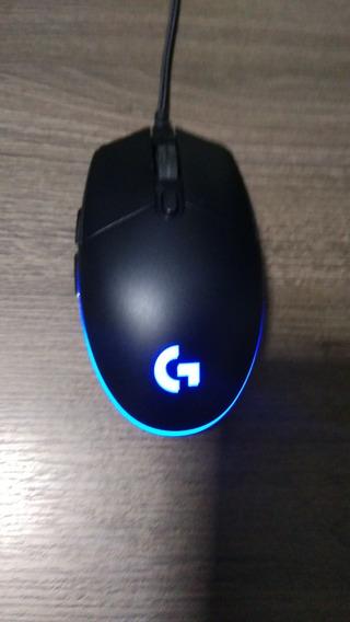 Mouse Logitech G Pro Gaming Rgb 12000dpi (ver Descrição)