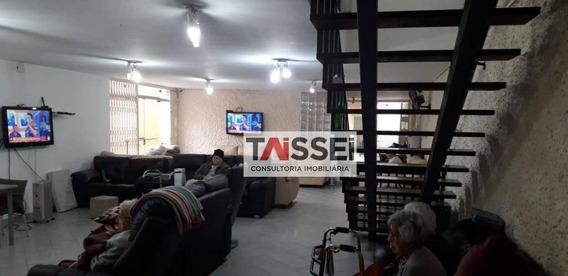Casa À Venda, 360 M² Por R$ 2.800.000,00 - Campo Belo - São Paulo/sp - Ca0060