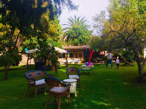 Imagen 1 de 14 de Casa Quinta 1800 M En El Pato. Pileta 10x5. Quincho 12x7