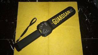 Detector De Metales Armas The Guardian Seguridad.