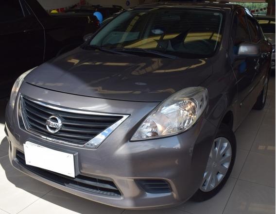 Nissan Versa 1.6 16v Flex Sv 4p Manual 2014/2014