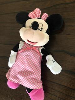 Peluche Minnie Mouse Dormida C/sonido
