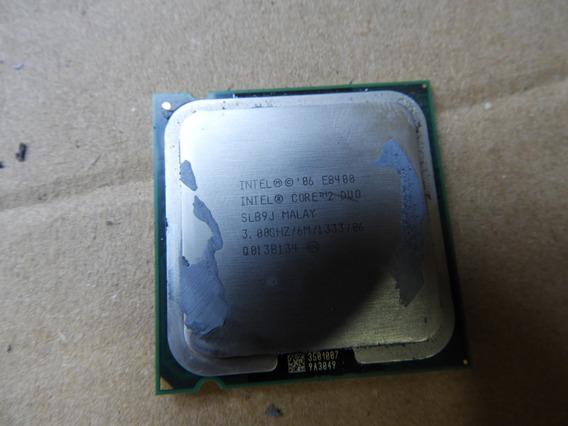 Core 2 Duo - E8400 - 3.0ghz - 6mb - 1333 - 775