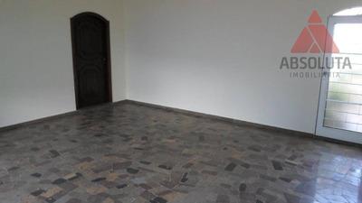 Casa Para Alugar, 192 M² Por R$ 4.500/mês - Vila Nossa Senhora De Fátima - Americana/sp - Ca0372