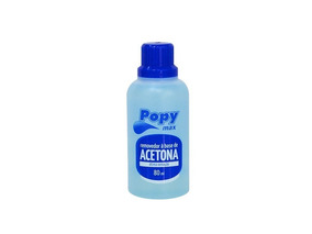 Acetona Pop Farmax 80ml
