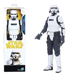 Star Wars Muñeco Imperial Patrol Trooper 30 Cm Hasbro