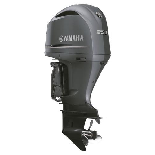 Imagem 1 de 8 de Motor De Popa Yamaha F250 Letx