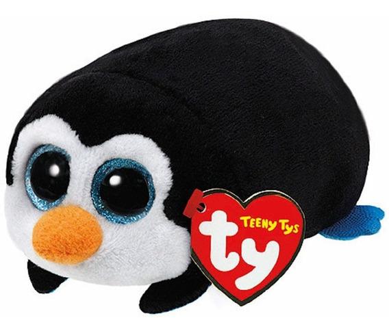 Pelúcia Teeny Tys Pocket Pinguim - Dtc