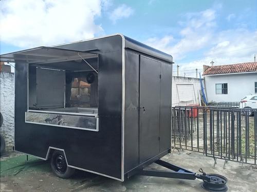 Imagem 1 de 5 de Trailer Food Truck