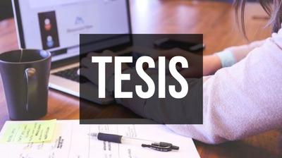 Tesis, Tesinas Y Monografias - Asesoria Y Tutoria