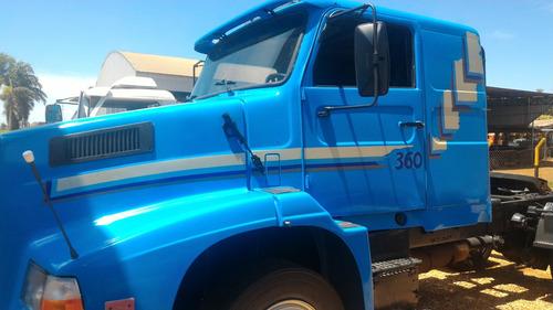 Volvo Nl12 360 Caminhão Filé Todo Em Ordem.