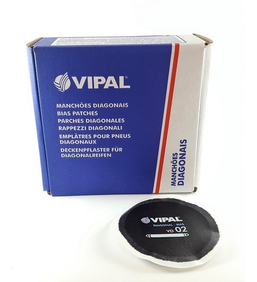 Manchao Diagonal A Frio Vd 02 - Vipal - 20 Unidades 80mm