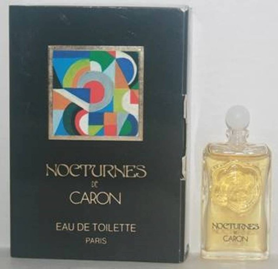 Miniatura De Perfume: Caron - Nocturnes - 5 Ml - Edt