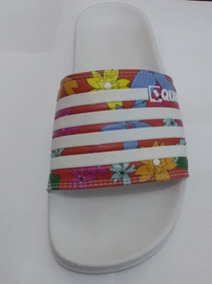 Chinelo Slide Qix Floral 709038 - Nota Fiscal