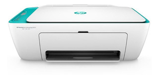 Impresora a color multifunción HP DeskJet Ink Advantage 2675 con wifi 100V/240V blanca