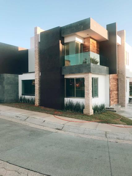 Bonita Casa En Altozano Morelia
