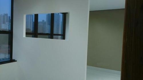 Imagem 1 de 5 de Sala, 20 M² - Venda Por R$ 238.500,00 Ou Aluguel Por R$ 935,00/mês - Centro - São Bernardo Do Campo/sp - Sa0742