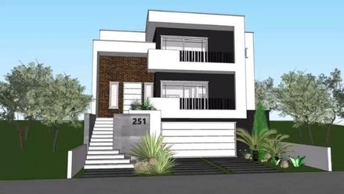Casa Em Guarujá Com 3 Dormitórios - Mi271216