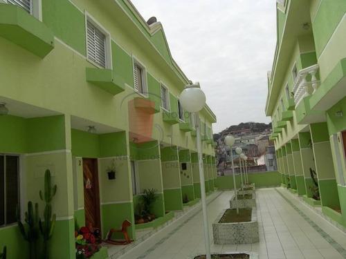 Imagem 1 de 13 de Casa Em Condominio - Parque Sao Lucas - Ref: 3052 - V-3052