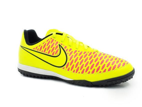 Nike Jr Magista Onda Tf 651657-770 Amarillo Neon Futbol