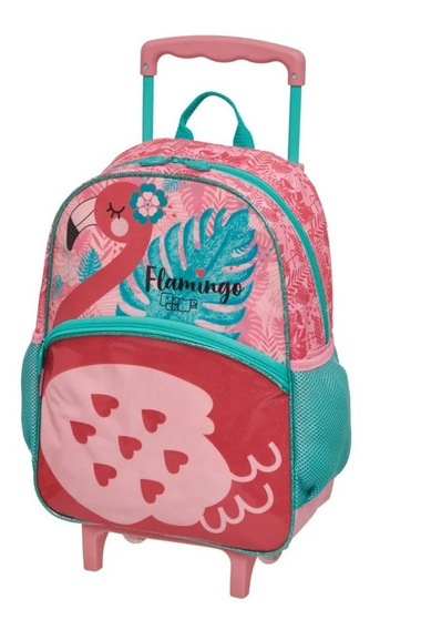 Mochilete G Pack Me Flamingo 948m01 Pacific