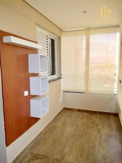 Apartamento Com 3 Dormitórios À Venda, 88 M² Por R$ 550.000 - Jardim Satélite - São José Dos Campos/sp - Ap1265