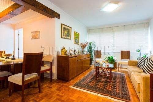 Imagem 1 de 15 de Apartamento - Moema - Ref: 114249 - V-114249