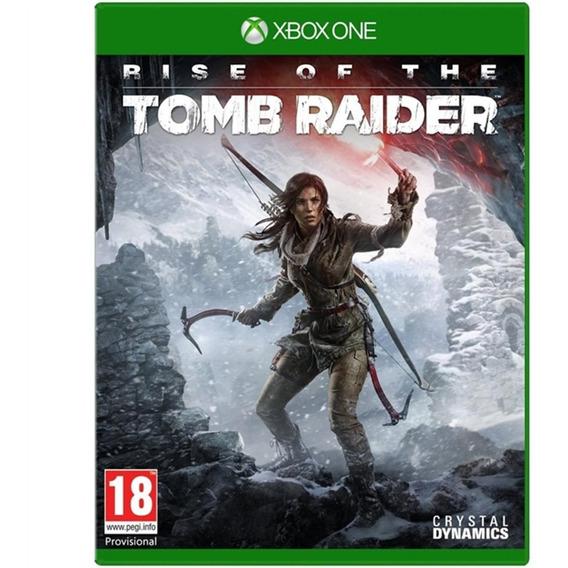 Rise Of The Tomb Raider - Xbox One Lacrado
