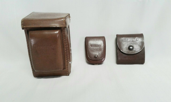 Câmera Fotográfica Antiga Flexaret Anos 50 Com Adaptador