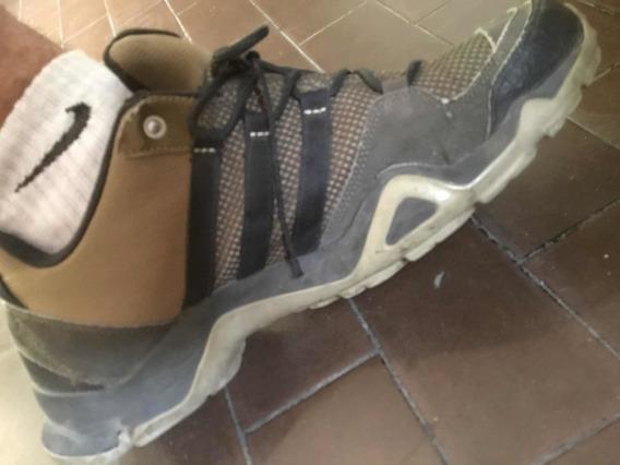 Zapatillas adidas Marron