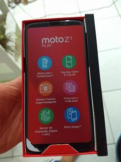 Moto Z3 Play Zerado