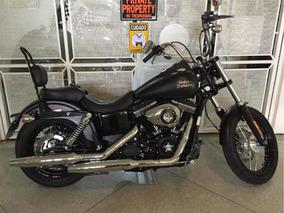 Harley Davidson Street Bob Preto Fosco