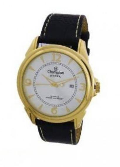 Relógio Champion Original, Novo, Dourado, Unisex Ca21151b