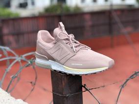 Tenis New Balance Lifestyle 574 Sport Decon Rain Cloud Shoes