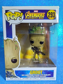 Funko Pop Groot #293 Original