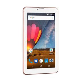 Tablet Multilaser M7 7 3g Plus Quad Core Rose Nb271 Nf