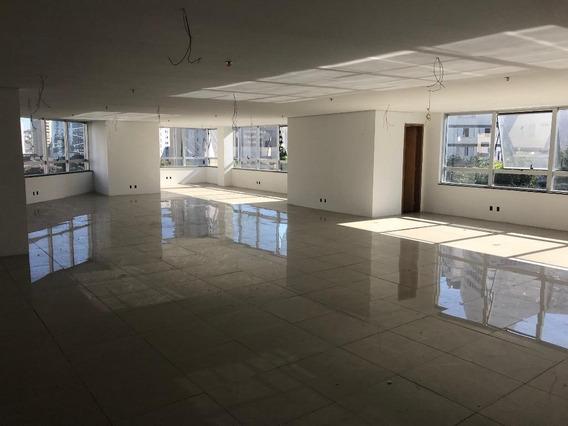 Andar Corporativo Comercial Para Locação, Lourdes, Belo Horizonte - . - Ac0168