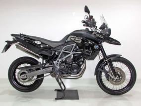 Bmw - F 800 Gs Triple Black - 2012 Preta