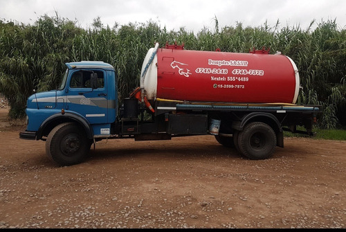Imagen 1 de 3 de Camion Atmosferico Camion Atmosferico