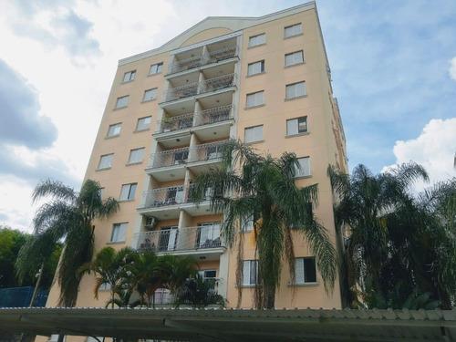 Apartamento À Venda, 58 M² Por R$ 270.000,00 - Vila Nova Teixeira - Campinas/sp - Ap0591