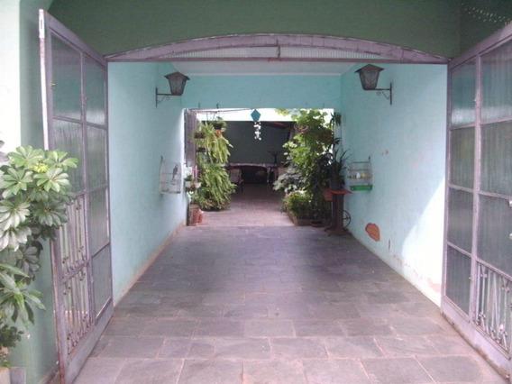 Casa Residencial À Venda, Imóvel Jardim Eulina, Campinas.- Interior - Sp - Ca1029