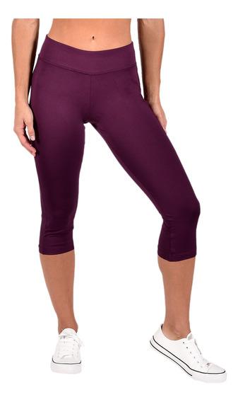 Pantalon Reebok Mujer Bk4402 Purpura