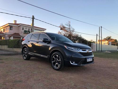 Honda Cr-v 2018 1.5t Ex-l 4x4 Aut