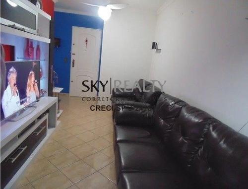 Apartamentos - Conjunto Residencial Ingai - Ref: 12997 - V-12997