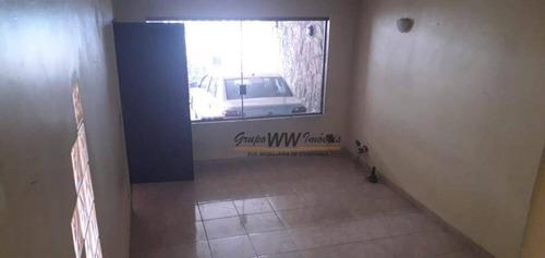 Imagem 1 de 14 de Sobrado À Venda, 124 M² Por R$ 500.000,00 - Vila Isolina Mazzei - São Paulo/sp - So1910