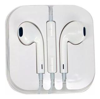Audífonos Para iPhone Earpods Manos Libres iPhone