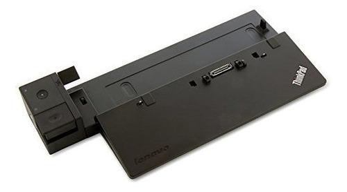 Imagen 1 de 7 de Lenovo Thinkpad Pro Estacion De Acoplamiento Con Adaptador
