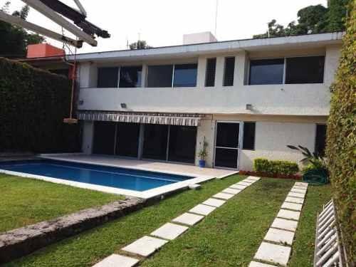 Renta Casa Vista Hermosa Cuernavaca Mor.