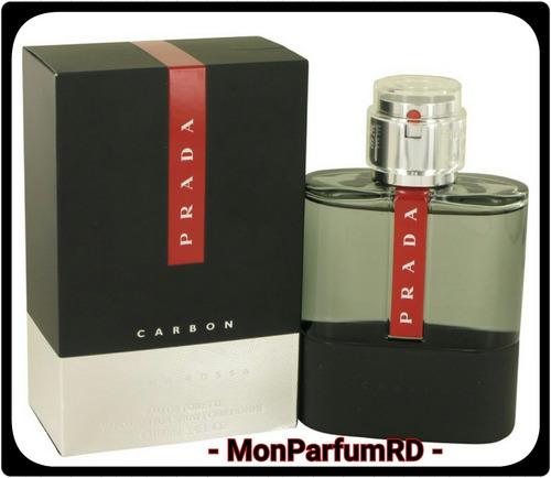 Imagen 1 de 6 de ** Perfume Prada Luna Rossa Carbon. Entrega Inmediata **