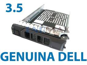 Gaveta Hd Sas Sata 3.5 P/ Servidor Dell Poweredge R410 R610